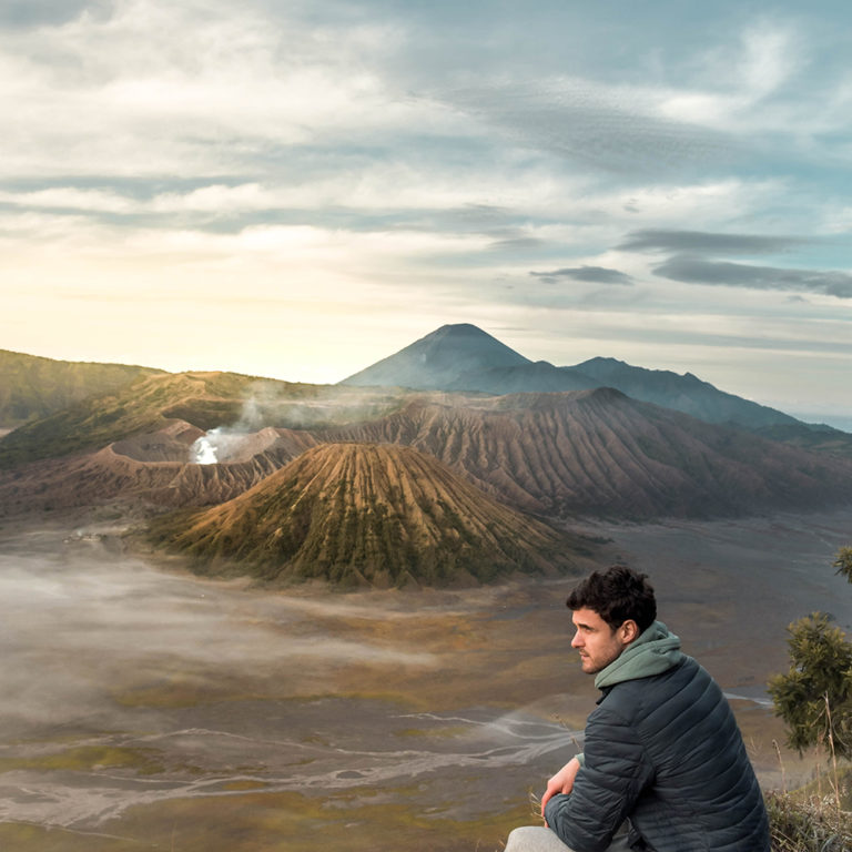 How to get to Mount Bromo by yourself. Avoid the scams!