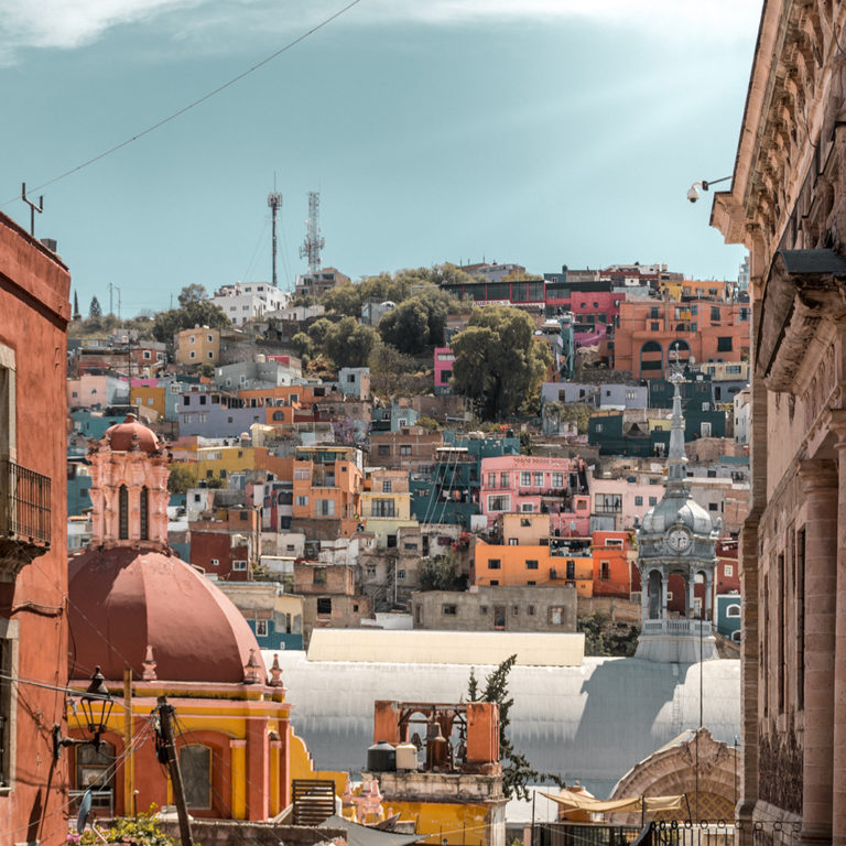 Colonial Cities of Mexico. Perfect itinerary for 8 days!